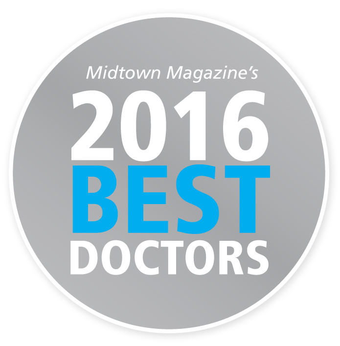 2016 Best Doctors logo
